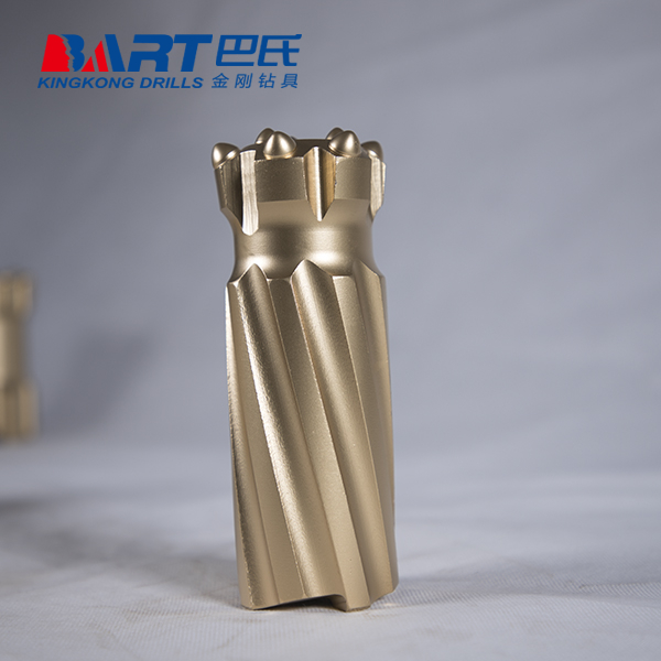 T45-102mm Retrac Threaded Rock Drilling Button Bit