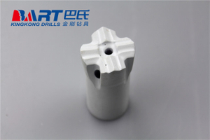 Tungsten Carbide Cross Drill Bit for Marble Stone Limestone