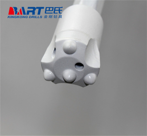 34mm 7 Buttons 7 Degrees Taper Button Bit for Drilling Hole